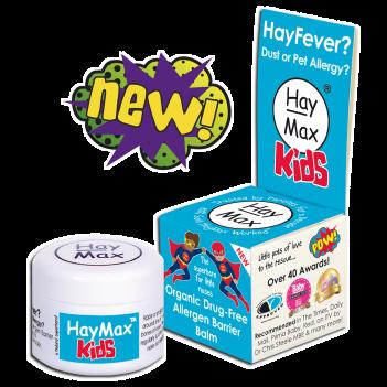 NEW! HAYMAX KIDS!